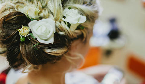 Lossiemouth wedding