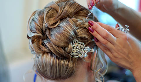 Wedding Hairdresser in Brisbane